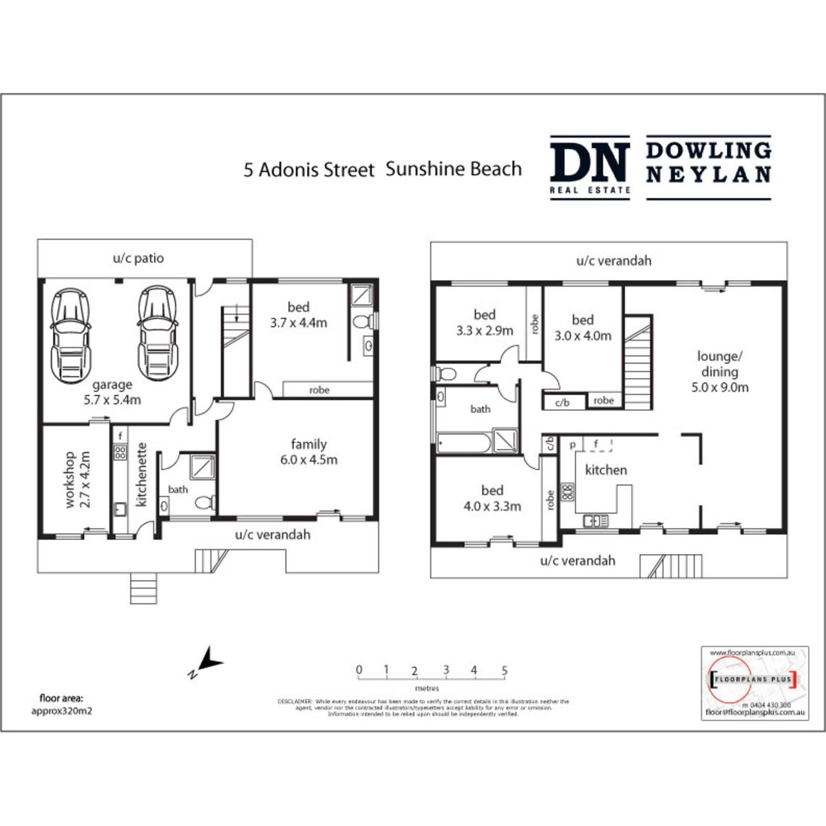 noosa real estate sunshine beach dowling and neylan id